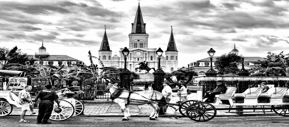 Jackson Square| New Orleans