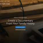 how to create a family history documentary