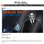 Herlin Riley Official Website